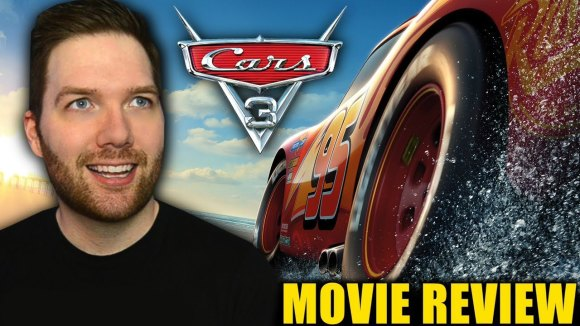 Chris Stuckmann - Cars 3 - movie review