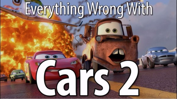 CinemaSins - Everything wrong with cars 2 in 18 minutes or less