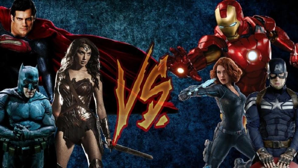 Marvel Studios-baas over rivaliteit met DC