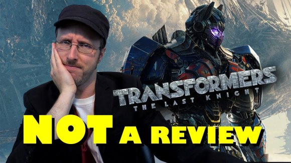 Channel Awesome - Transformers: the last knight non-review