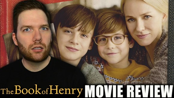 Chris Stuckmann - The book of henry - movie review