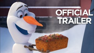 Olaf's Frozen Adventure (2017) video/trailer