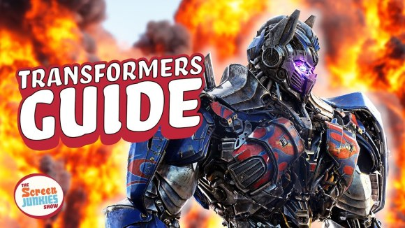 ScreenJunkies - Skip the rewatch: a guide to transformers