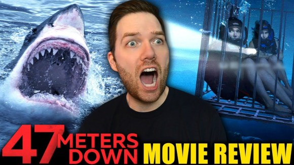 Chris Stuckmann - 47 meters down - movie review