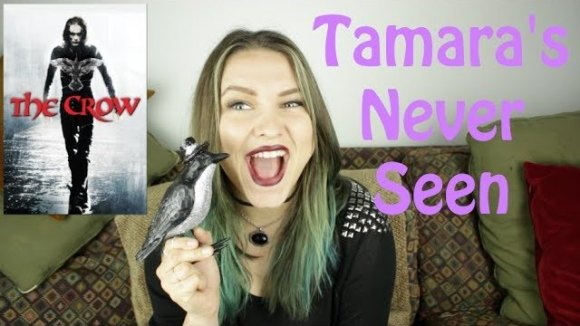 Channel Awesome - The crow - tamara's never seen