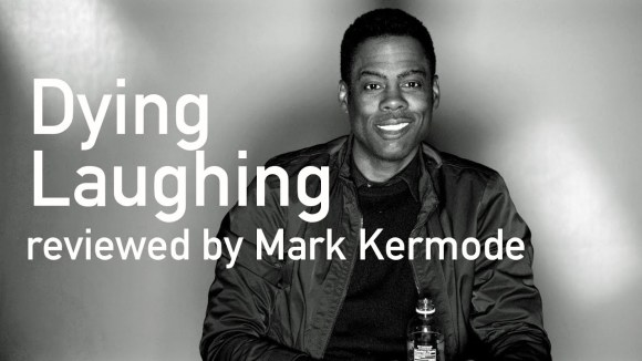 Kremode and Mayo - Dying laughing reviewed by mark kermode