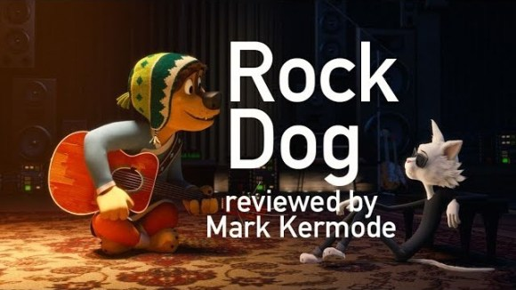 Kremode and Mayo - Rock dog reviewed by mark kermode