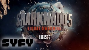 Sharknado 5: Global Swarming (2017) video/trailer