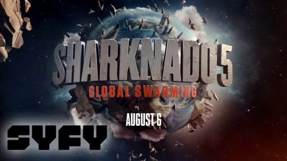 Sharknado 5... Earth 0 - Teaser Trailer