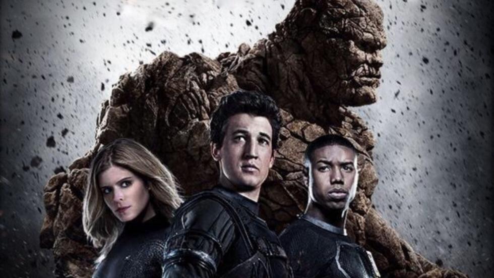 Marvel Studios heeft (voorlopig) geen plannen met Fantastic Four