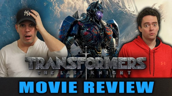 Schmoes Knows - Transformers: the last knight movie review