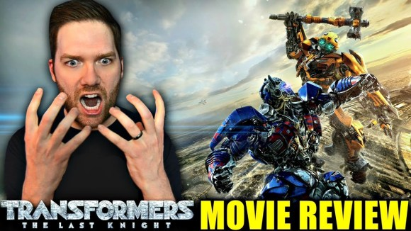 Chris Stuckmann - Transformers: the last knight - movie review
