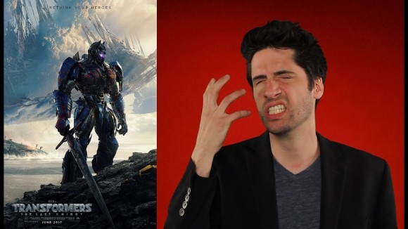 Jeremy Jahns - Transformers: the last knight - movie review