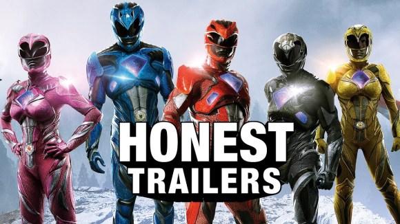ScreenJunkies - Honest trailers - power rangers (2017)
