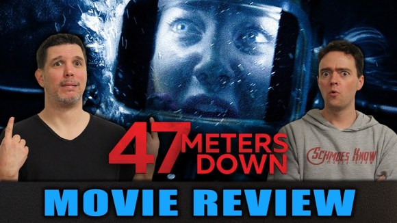 Schmoes Knows - 47 meters down movie review