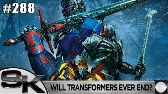 Schmoes Knows - Will transformers ever end? - sk show #288