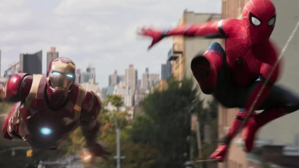 Geen Iron Man in 'Spider-Man'-vervolg