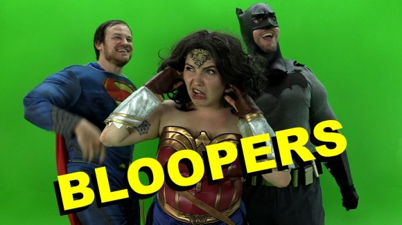 Channel Awesome - Wonder woman review bloopers
