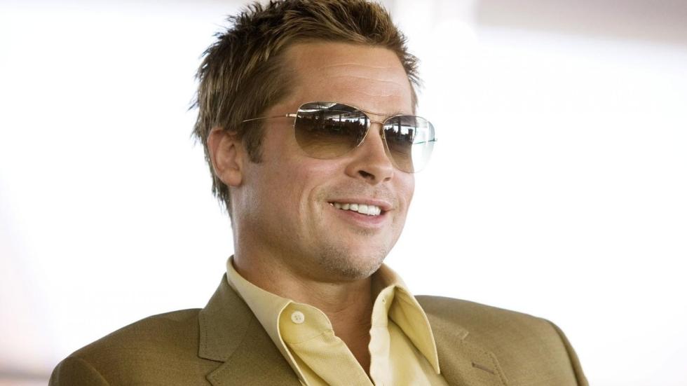 Brad Pitt en Tommy Lee Jones in scifi-film 'Ad Astra'