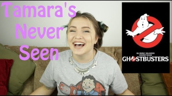 Channel Awesome - Ghostbusters - tamara's never seen