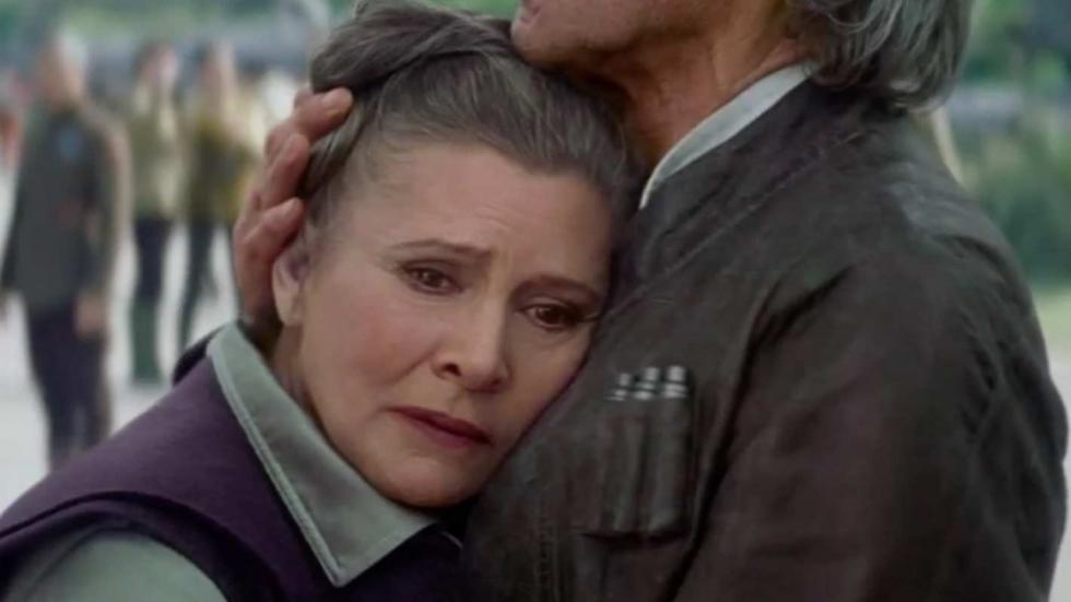 Colin Trevorrow over Fisher's aandeel in Star Wars IX