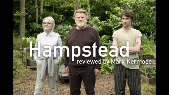 Kremode and Mayo - Hampstead reviewed by mark kermode