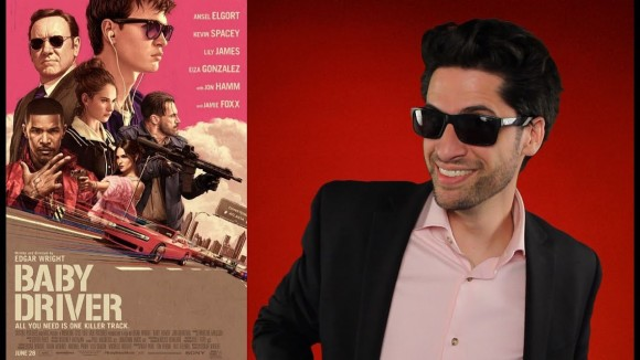 Jeremy Jahns - Baby driver - movie review