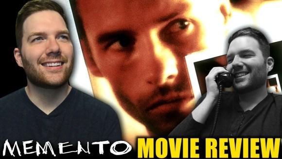 Chris Stuckmann - Memento - movie review