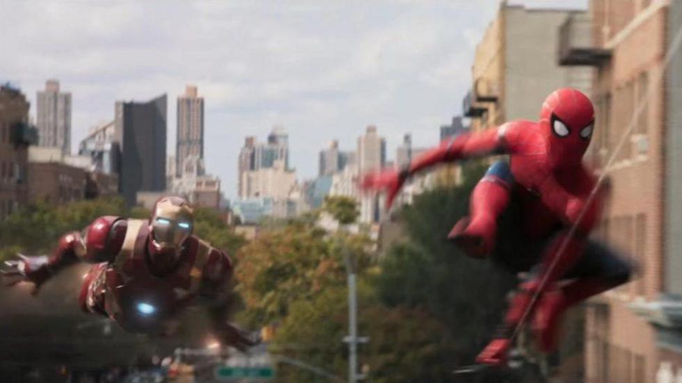 Hoop nieuwe clips 'Spider-Man: Homecoming': Tinkerer, Aunt May & meer!