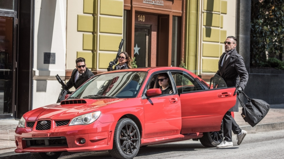 Alles over 'Baby Driver'
