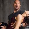 The Rock imiteert Arnold Schwarzenegger op set 'Rampage'