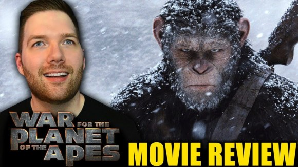 Chris Stuckmann - War for the planet of the apes - movie review