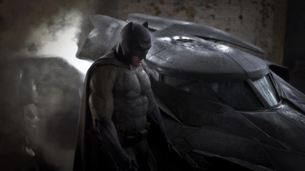 Ben Affleck zit gewoon in 'The Batman'