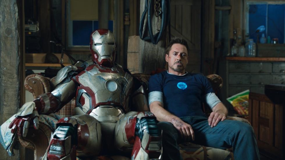 Robert Downey Jr. toch door met Iron Man-rol?