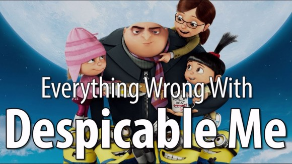 CinemaSins - Everything wrong with despicable me in 19 minutes or less