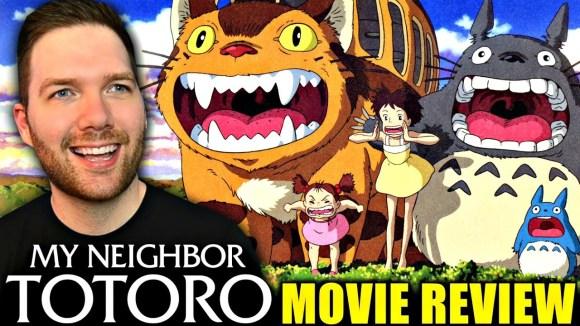 Chris Stuckmann - My neighbor totoro - movie review
