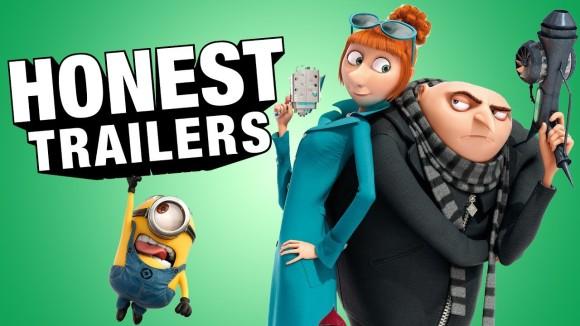 ScreenJunkies - Honest trailers - despicable me 1 & 2
