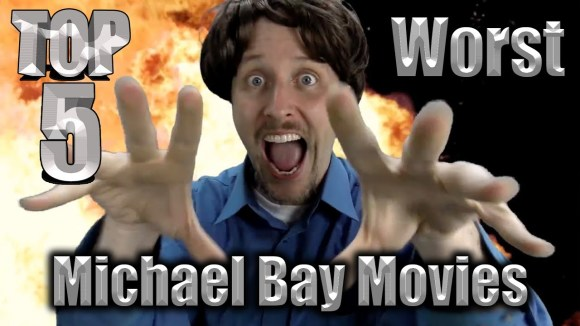 Channel Awesome - Top 5 worst michael bay movies
