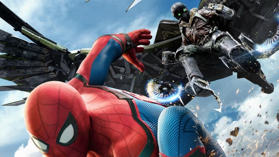 Sony mag de complete opbrengst van 'Spider-Man: Homecoming' houden
