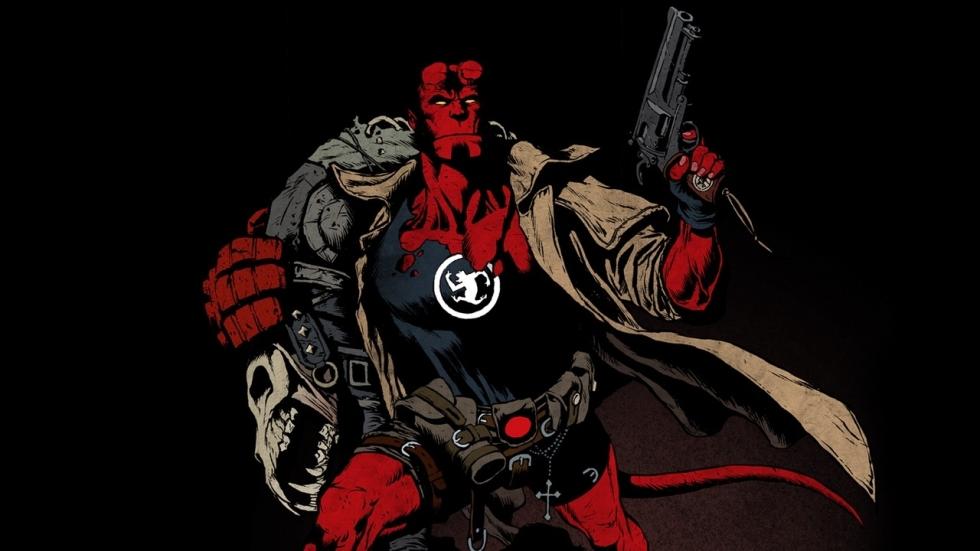 'Hellboy' wordt net zo bloederig als de comics