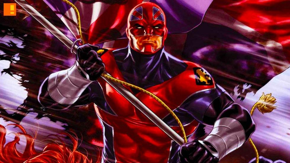 Marvel voerde gesprekken over Captain Britain