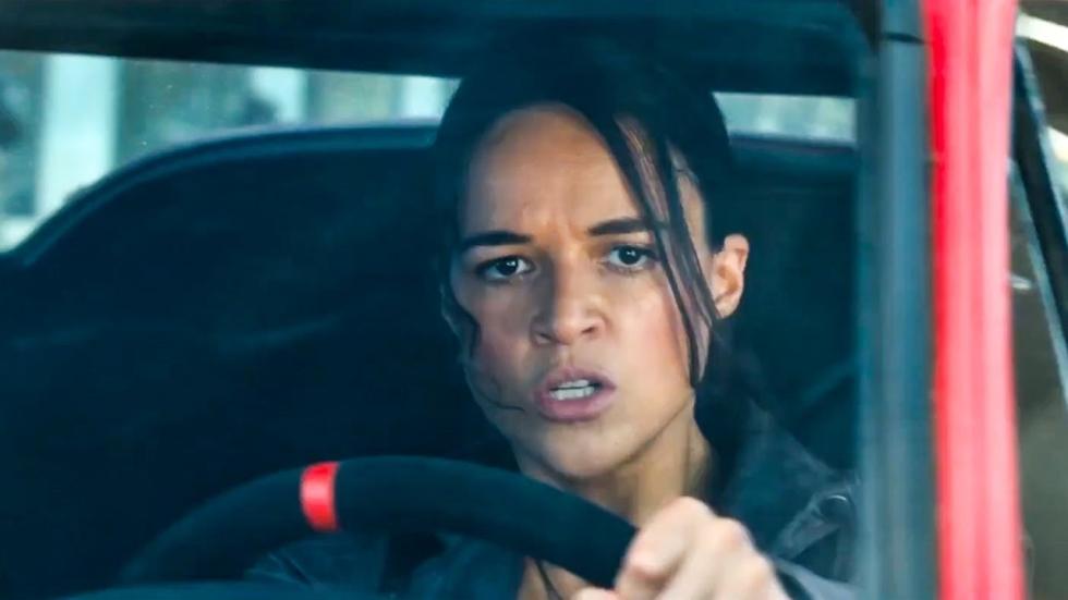 Michelle Rodriguez dreigt uit de 'Fast & Furious'-franchise te stappen