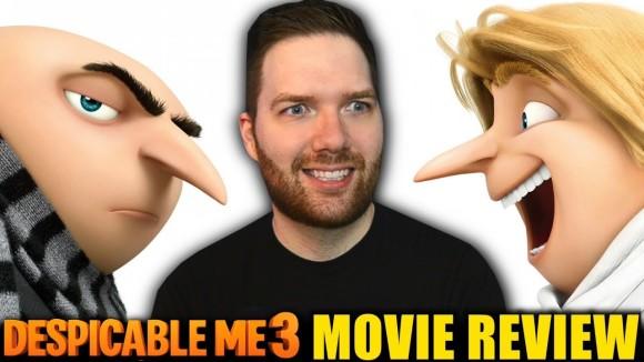 Chris Stuckmann - Despicable me 3 - movie review