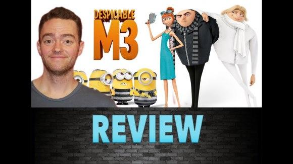 Schmoes Knows - Despicable me 3 movie review