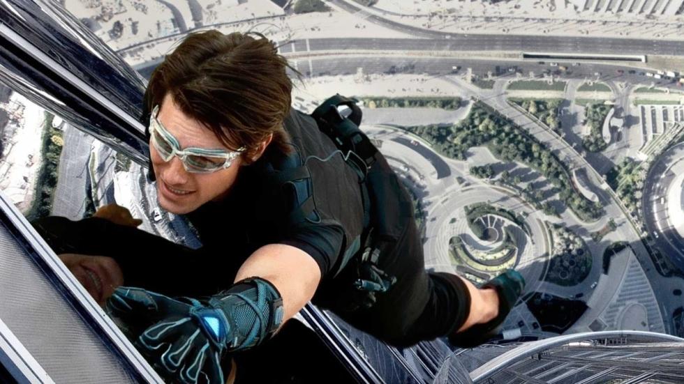 Tom Cruise bereidt zich voor op grootste stunt 'Mission: Impossible 6'