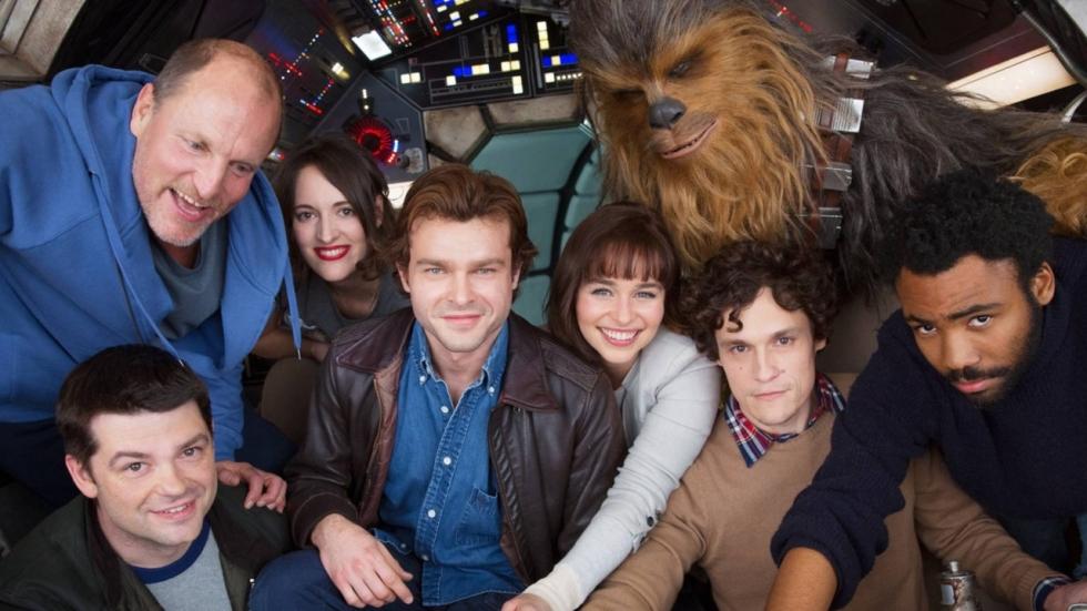 George Lucas gelooft in Ron Howards regie 'Han Solo'