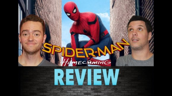 Schmoes Knows - Spider-man: homecoming movie review