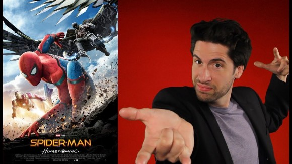 Jeremy Jahns - Spider-man: homecoming - movie review
