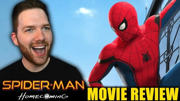 Chris Stuckmann - Spider-man: homecoming - movie review