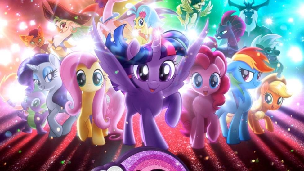 Bronies maak je klaar: de trailer van 'My Little Pony' is er!